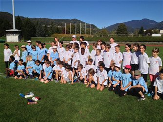 Kids Athletics d'Albertville - 18/10/2014